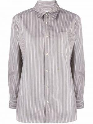 Рубашка с длинным рукавом - зеленая A.p.c.