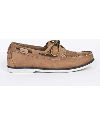 Туфли кожаный резиновые Wrangler
