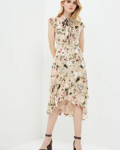 Повседневное платье осеннее Alice + Olivia