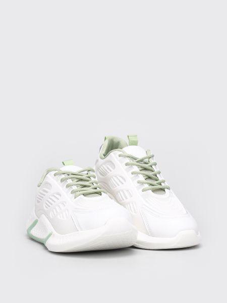 Кроссовки - белые Braska