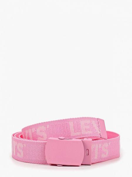 Розовый ремень Levi's®