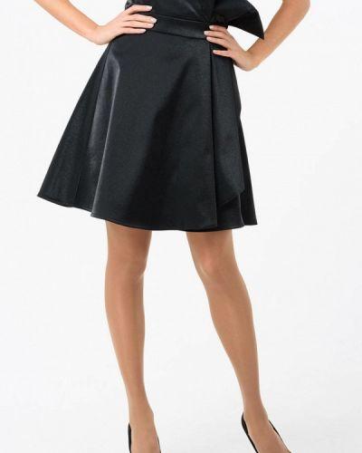 Черная юбка Ricamare