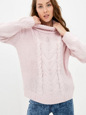 Свитер - розовый Moki