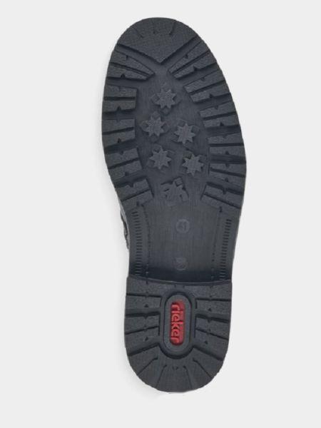 Ботинки - черные Rieker