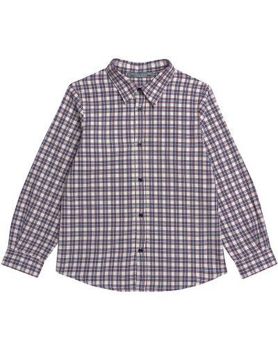 Рубашка бежевый текстильный Bonpoint