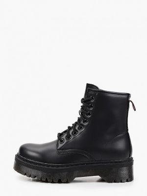 Черные зимние ботинки Sweet Shoes