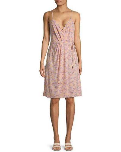 Платье без рукавов с декольте на бретелях Bcbgeneration