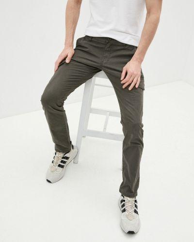 Зеленые брюки карго Q/s Designed By