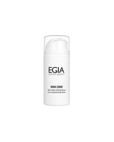 Кожаная эмульсия после бритья увлажняющая Egia