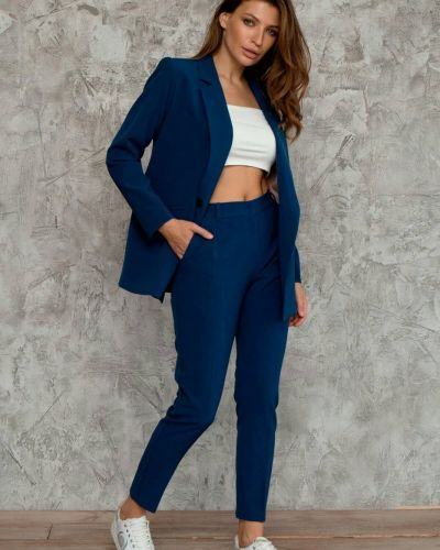 Синий костюм Nenka