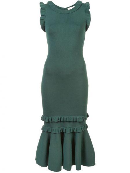 Zielona sukienka bez rękawów Sachin & Babi