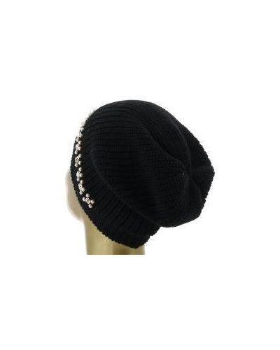 Черная шапка Blugirl