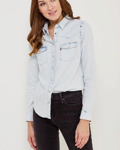 Голубая джинсовая рубашка Levi's®