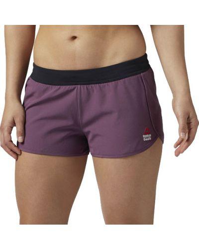 Спортивные брюки с запахом плоский Reebok