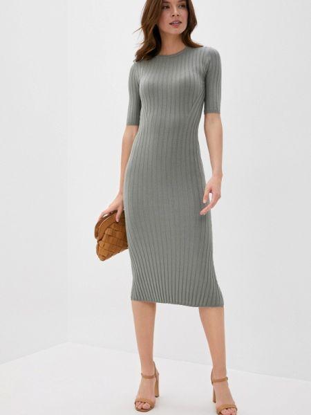 Повседневное платье весеннее зеленый Marks & Spencer