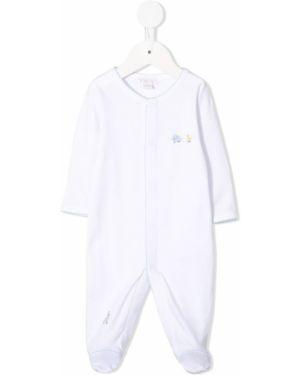 Пижама белая с вышивкой Kissy Kissy