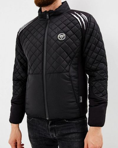 Утепленная куртка осенняя Plein Sport