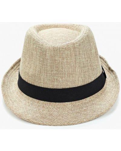 Бежевая шляпа Piazza Italia