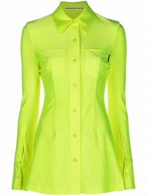 Klasyczna koszula - żółta Alexander Wang