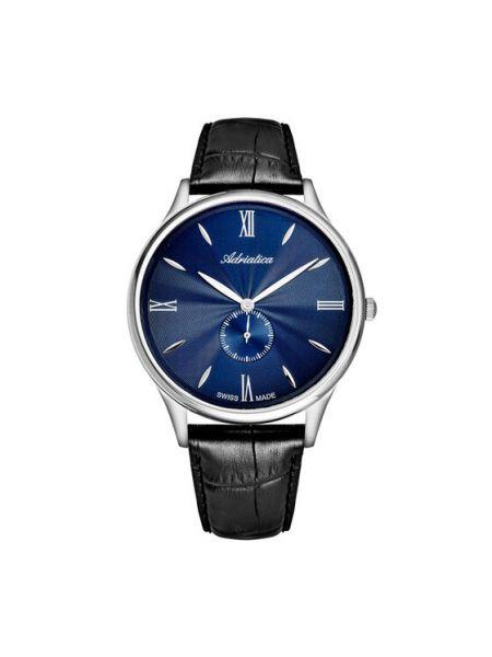 Zegarek - czarny Adriatica
