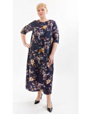 Повседневное платье платье-сарафан из крепа Lika Dress