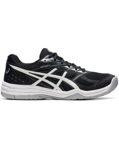 Черные волейбольные кроссовки Asics