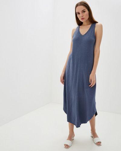 Платье платье-майка синее Gap
