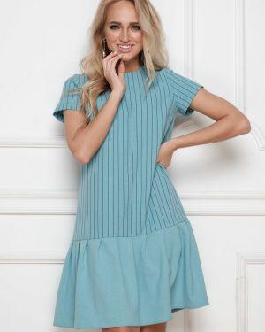Платье платье-сарафан прямое Leleya