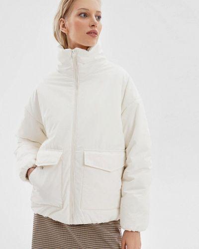 Утепленная куртка - белая O'stin