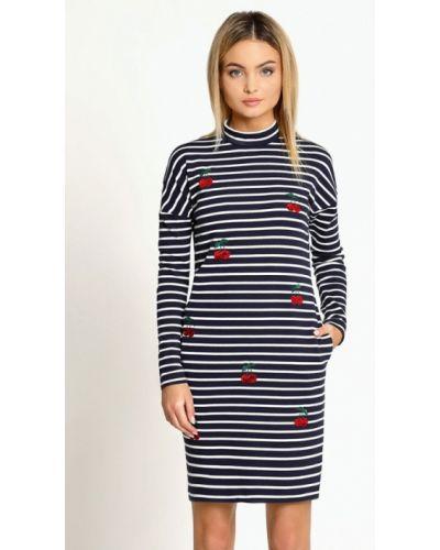 Платье - синее Prio