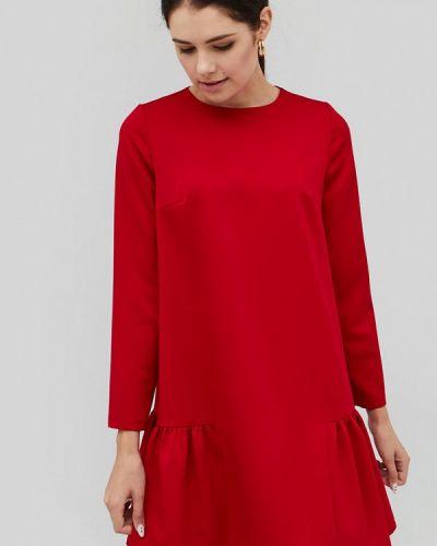 Платье - красное Cardo