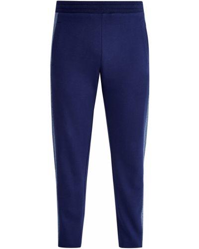 Спортивные брюки зауженные широкие Canali