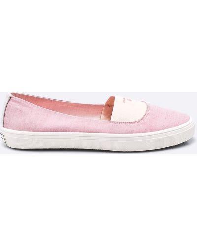 Розовые слипоны Gant