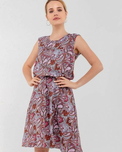 Розовое платье Modniy Oazis