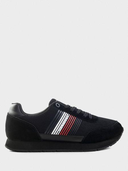 Спортивные кроссовки - черные Tommy Hilfiger