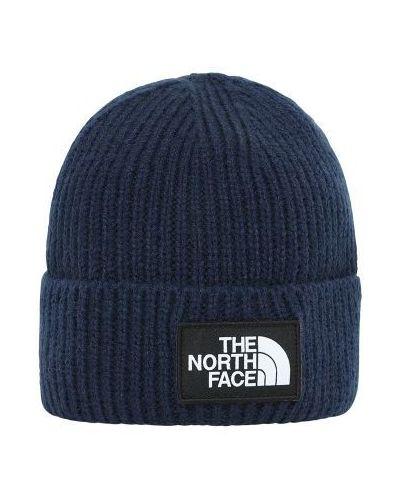Czapka beanie - granatowa The North Face