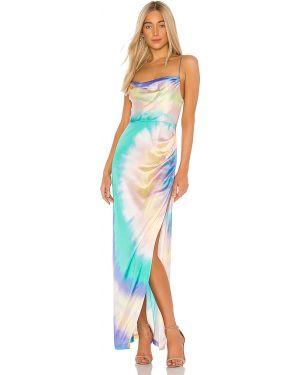 Sukienka z cekinami z suwakiem Retrofete
