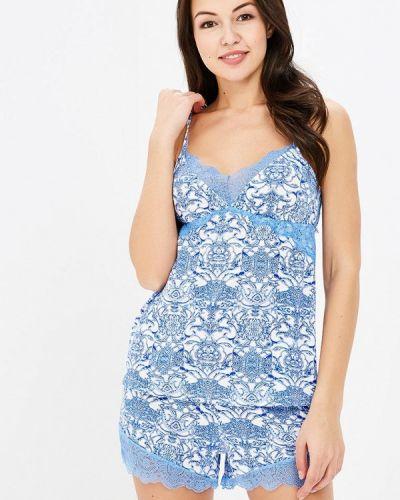 Голубая пижама Deseo