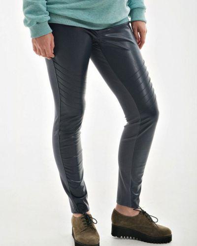 Серые зауженные брюки Week By Week