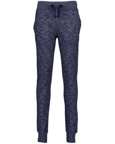 Синие спортивные брюки Blue Seven