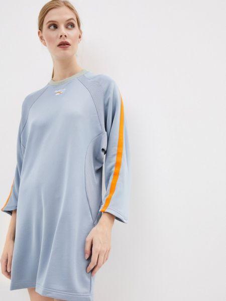 Платье классическое - серое Reebok Classic