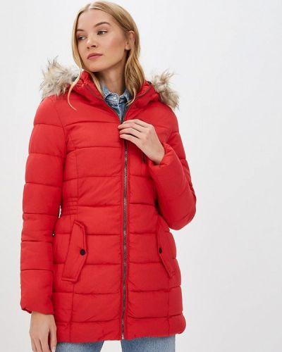 Утепленная куртка осенняя демисезонная Only