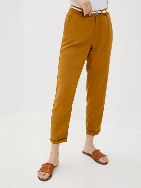 Коричневые брюки Rock Angel