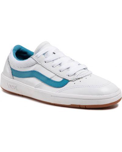 Białe sneakersy Vans