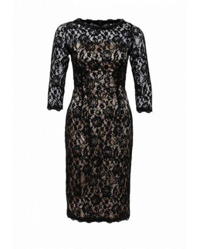 Вечернее платье черное Apart