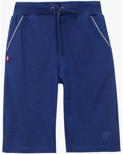 Синие шорты Reima