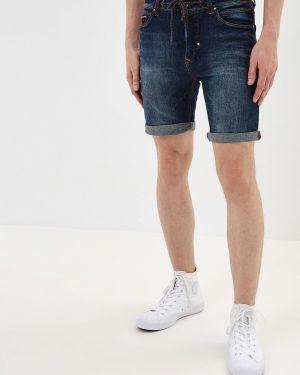 Джинсовые шорты синий Sublevel