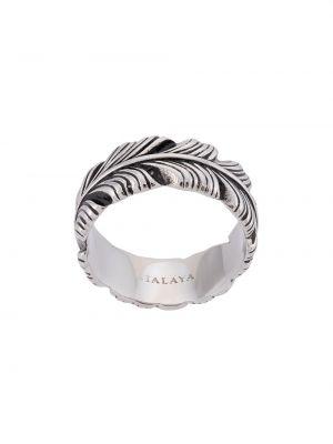 Серебряное кольцо Nialaya Jewelry