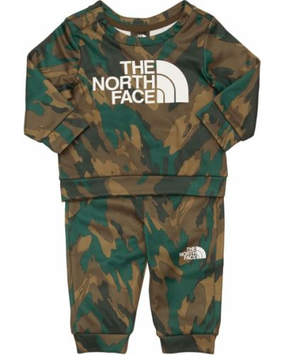 Zielone joggery The North Face
