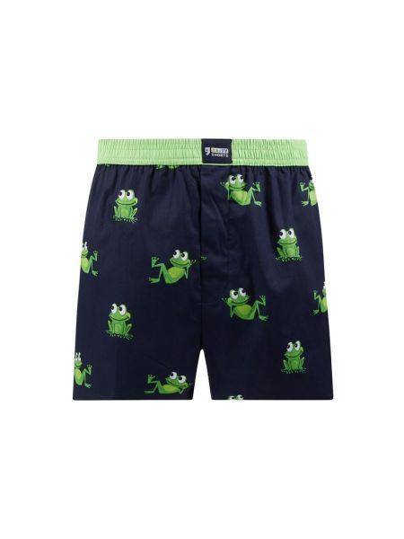 Zielone majtki bawełniane Happy Shorts